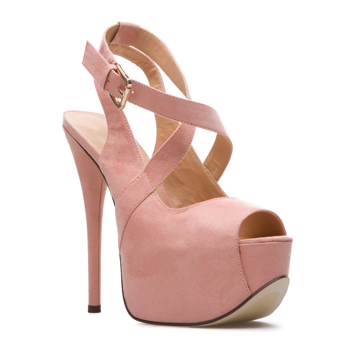 Blush Colored Shoes